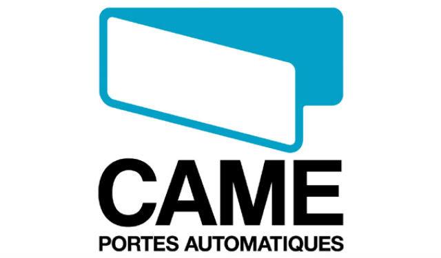 La marque Came, conceptrice de solutions motorisées et d'accessoires de contrôle